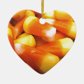 Candy Corn Christmas Tree Ornament