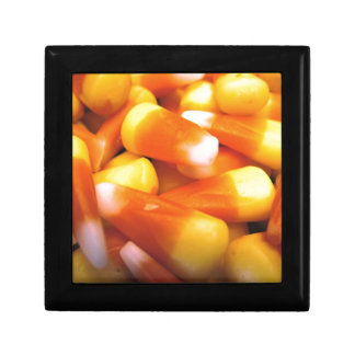 Candy Corn Jewelry Box
