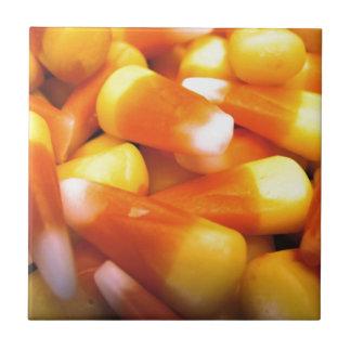 Candy Corn Ceramic Tiles