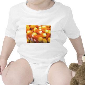Candy Corn Baby Bodysuit