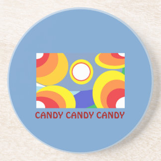 Candy Drink Coaster