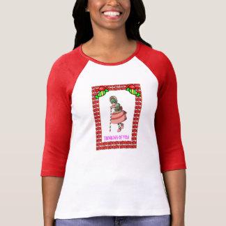 Candy Kids,Candy cane hirl T-Shirt