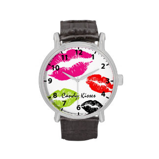 Candy Kisses Wristwatches
