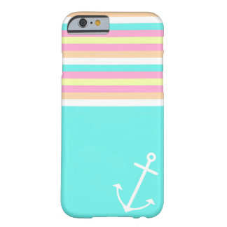 Candy Nautical Barely There iPhone 6 Case