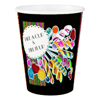 Candy Paper Cups