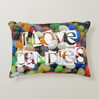Candy Pillow Accent Cushion