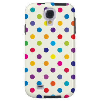 Candy Polka Dot Galaxy S4 Cases