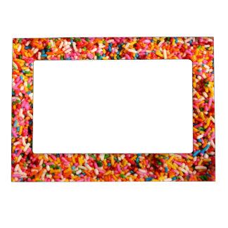 Candy Sprinkles Magnetic Frame