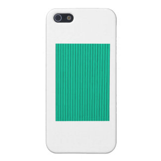 Candy Strips Cyan The MUSEUM Zazzle Gifts Cover For iPhone 5