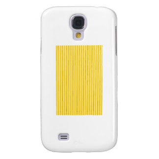 Candy Strips Yellow The MUSEUM Zazzle Gifts Samsung Galaxy S4 Covers