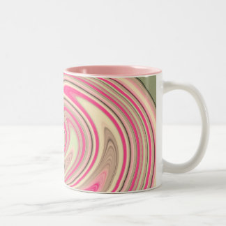 Candy Swirl Coffee Mugs