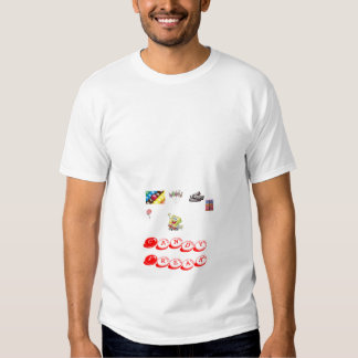 Candy top t-shirts
