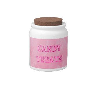 Candy Treats Candy Jar