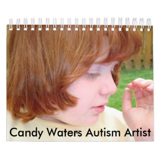 Autism Calendars Autism Wall Calendar Designs