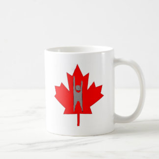 CanHumanistlogo.jpg Basic White Mug