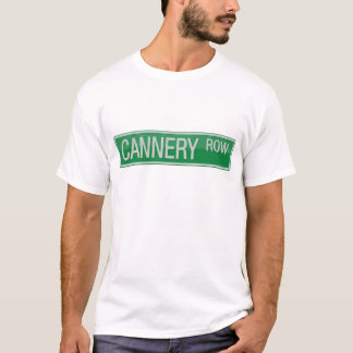 Cannery Row T-Shirt