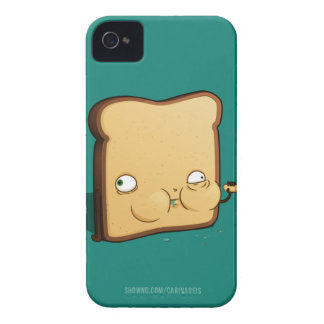 Cannibal Toast Case-Mate iPhone 4 Case