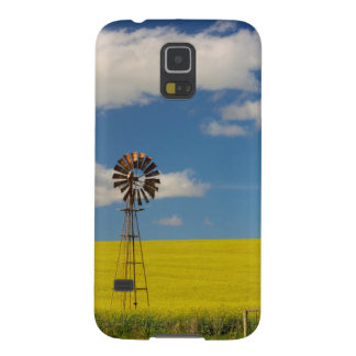 Canola Field, Near Bredarsdorp, Western Cape 2 Cases For Galaxy S5
