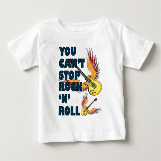 Cant stop rock n roll shirts