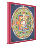 CANVAS - Mandala of Buddha of Compassion Canvas Print