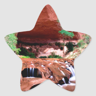 Canyon Coyote Gulch Escalante Riverutah Star Sticker