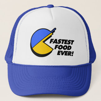 Cap Fastest Food Ever