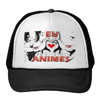 Cap otaku/livens up