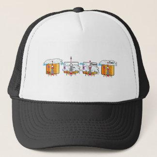 cap TLCF Drives out Beer