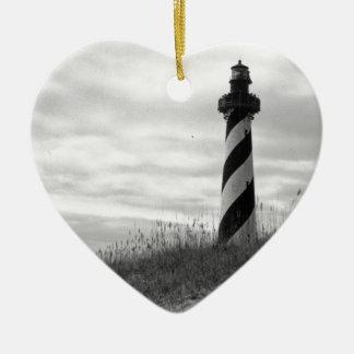Cape Hatteras Lighthouse Christmas Ornament