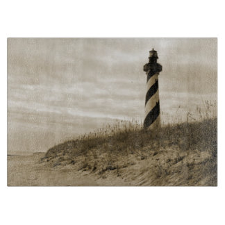 Cape Hatteras Lighthouse Cutting Boards