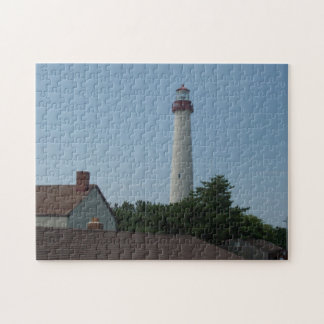 Cape May Lighhouse Jigsaw Puzzle