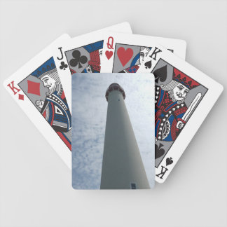 Cape May Lighthouse Bicycle Playing Cards