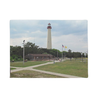Cape May Lighthouse Doormat