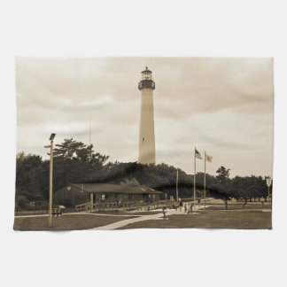 Cape May Lighthouse Kitchen Towels