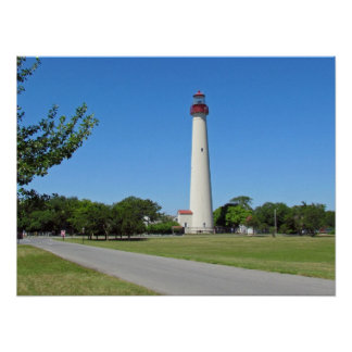 Cape May Lighthouse Posters
