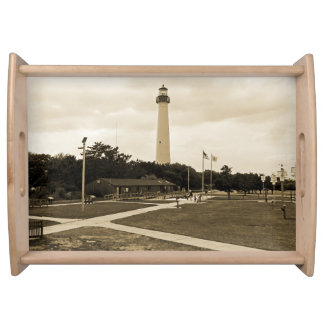 Cape May Lighthouse Serving Tray
