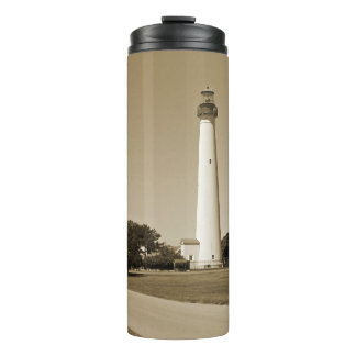 Cape May Lighthouse Thermal Tumbler