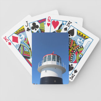 Cape Point Lighthouse South Africa Bicycle Playing Cards