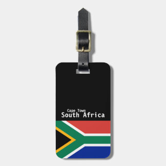 Cape Town, South Africa  Luggage Tag