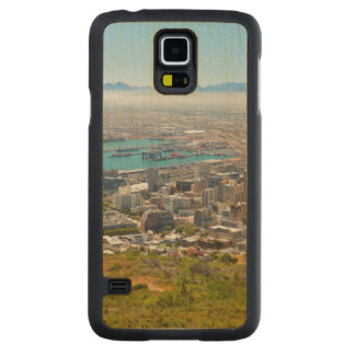 Cape Town, Western Cape, South Africa 3 Maple Galaxy S5 Slim Case