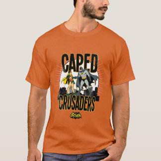 Caped Crusaders Graphic T-Shirt