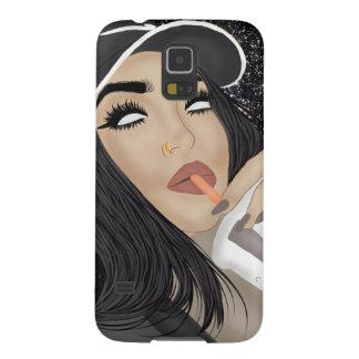 Capinha Samsung Dark Girl Galaxy S5 Cover
