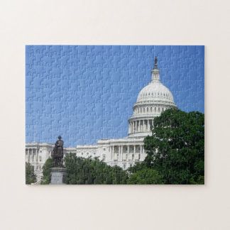 Capitol Building in Washington DC Jigsaw Puzzle