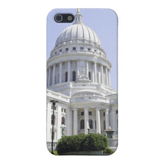 Capitol Building Madison WI iPhone 5 Covers