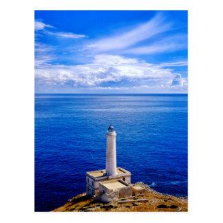 Capo d'Otranto Postcard