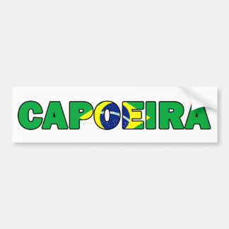 Capoeira Bumper Sticker