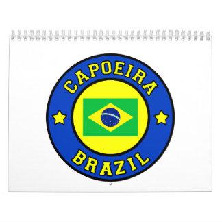 Capoeira Calendars