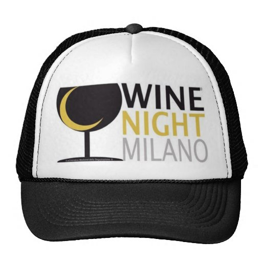 Cappellino Wine Night Hats