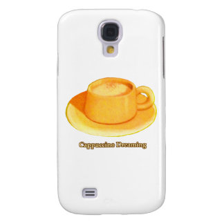 Cappuccino Dreaming The MUSEUM Zazzle Gifts Samsung Galaxy S4 Covers