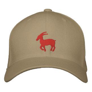 Capricorn Sign Embroidered Baseball Cap